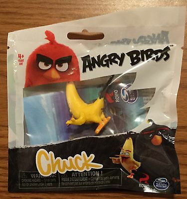 Angry Birds Movie 2016 Chuck Bird Resin Figure
