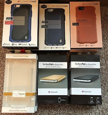 Lot of 30 Cases for Apple iPhone 6 / 6s / 5/ 5s / SE Wholesale Majority