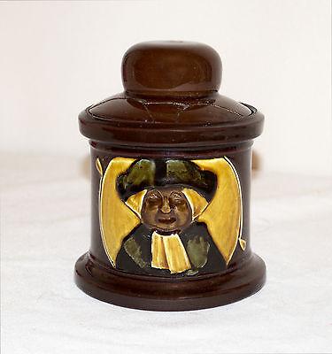DOULTON KINGSWARE TOBACCO JAR & LID 1910c