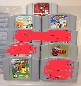 N64/Nintendo 64 Games