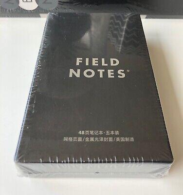Field Notes x Starbucks Reserve Shanghai boxed set