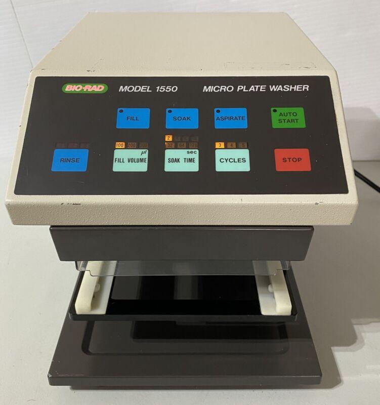 Bio-Rad Model 1550 Micro Plate Washer