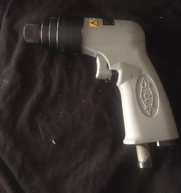 "NEW-Sioux Pistol Grip Reversible Screw Gun 1/4"" Quick Change Hex Driver 2P2607"