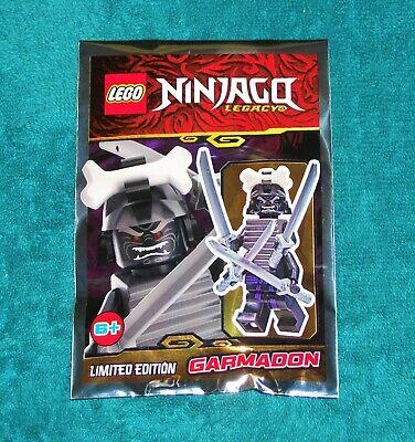 LEGO NINJAGO LEGACY: Garmadon Polybag Set 111901 BNSIP