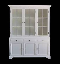 French Provincial Glass Display Cabinet Dandenong South Greater Dandenong Preview