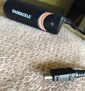 Duracell Micro USB Wall Charger