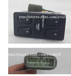 Power Window Main  Switch HQ808190 For Galloper 4doors