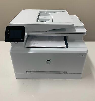 HP T6B83A Color Laserjet M281CDW MFP - LOW LOW PAGE COUNT!
