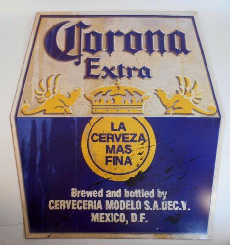 Corona Extra Metal Sign Item # 940224