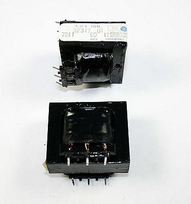 Pcb Mount Power Transformer 120vac - 12.66.3vac 600ma1.2a  98n007