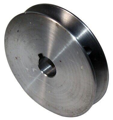 Ak32x58 Steel V-belt Pulley 3.25 X 58 4l A Belt Keyed Finished Bore Sheave