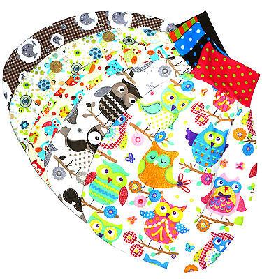 Sommer Baby Strampelsack Schlafsack Pucksack ♥ ohne Innenfutter von 0 - 5 Monate