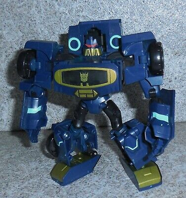 Transformers Animated SOUNDWAVE Deluxe (vehicle mode doesnt tab well)