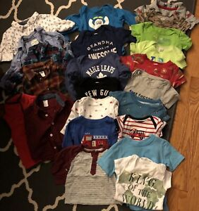 Boys Spring Clothes 6-9 months