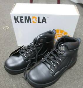 KEMBLA MENS SAFETY BOOTS SIZE 8 BNWT Miller Liverpool Area Preview