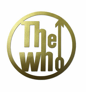 The-Who-Sticker-Gold-Cut-Out-Scooter-Decal-85mm-Scoot-Mod-SS6