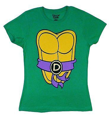 Teenage Mutant Ninja Turtles Don Donatello Kostüm Tmnt - T Shirt Ninja Kostüm