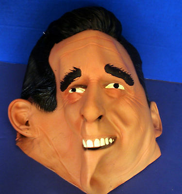 Presidential Candidate~Vinyl Mask~Halloween - Presidential Masks Halloween