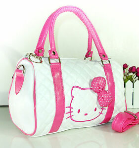 New Hellokitty BAG WITH SHOULDER STRAP PURSE GO-48064P