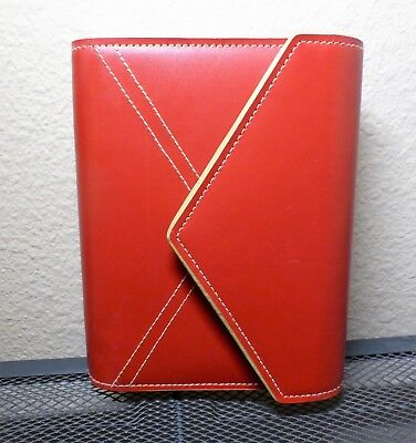 Franklin Covey 32684 Simulated Leather Envelope-style Binder Organizer Beautiful