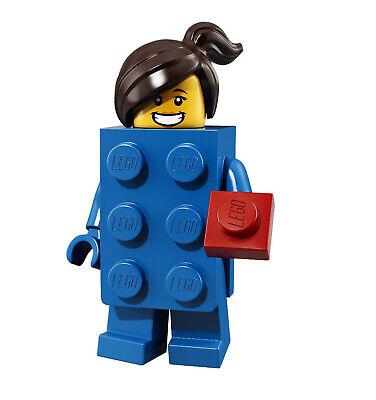 LEGO® Minifiguren - 71021 Serie 18 Figur 3 Mädchen im Kostüm aus LEGO® Steinen