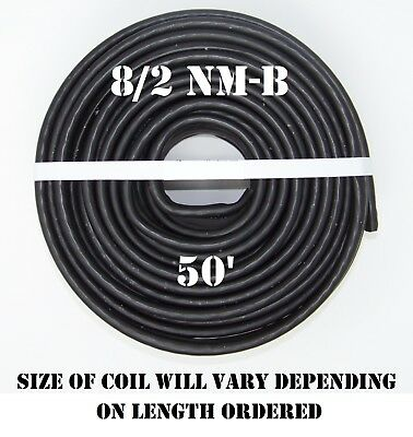 82 Nm-b X 50 Southwire Romex Electrical Cable