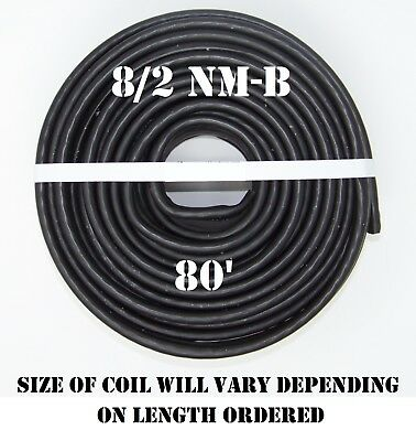 82 Nm-b X 80 Southwire Romex Electrical Cable