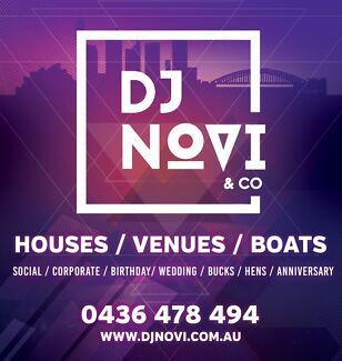 DJ NOVI & Co - BEST VALUE!