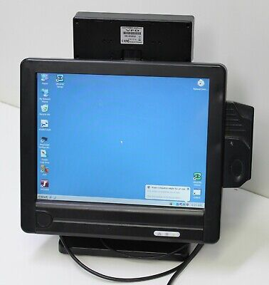 Protech Systems Ps6508 Pos Terminal Ps6508-zb02a Free Shipping To Usa