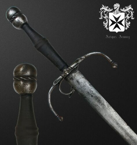 Rare 15th-16th Century Italian Hand and a Half Sword