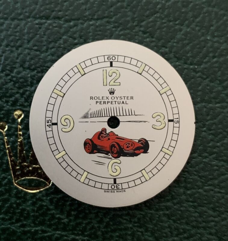 Rolex 2940 buble Back Dial  And Many Other