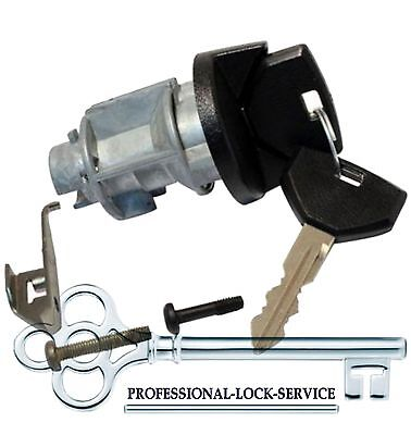 Dodge Dakota Pickup 95-96 Ignition Key Switch Lock Cylinder Tumbler 2 Keys