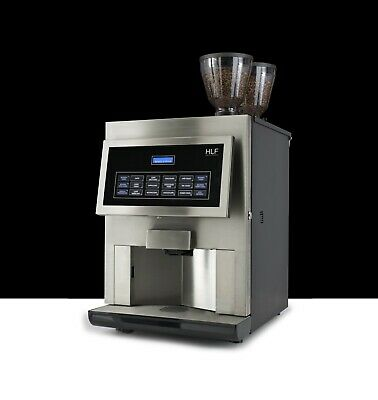 Hlf 4600 Automated Espresso And Coffee Machine- Commercial Quality 6990 New