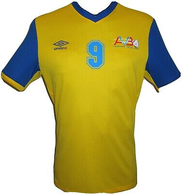 2019 ARUBA National football soccer jersey maglia calcio Player issue image