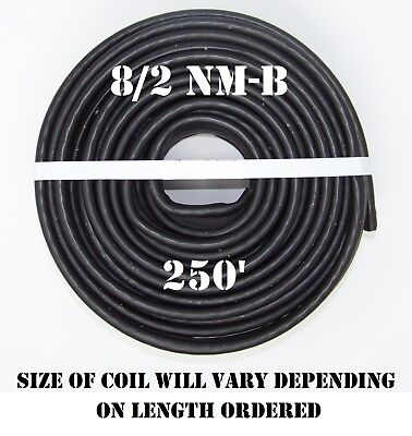 82 Nm-b X 250 Southwire Romex Electrical Cable