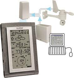WS-2317U La Crosse Technology Professional Weather Station Wind Rain - CLOSEOUT