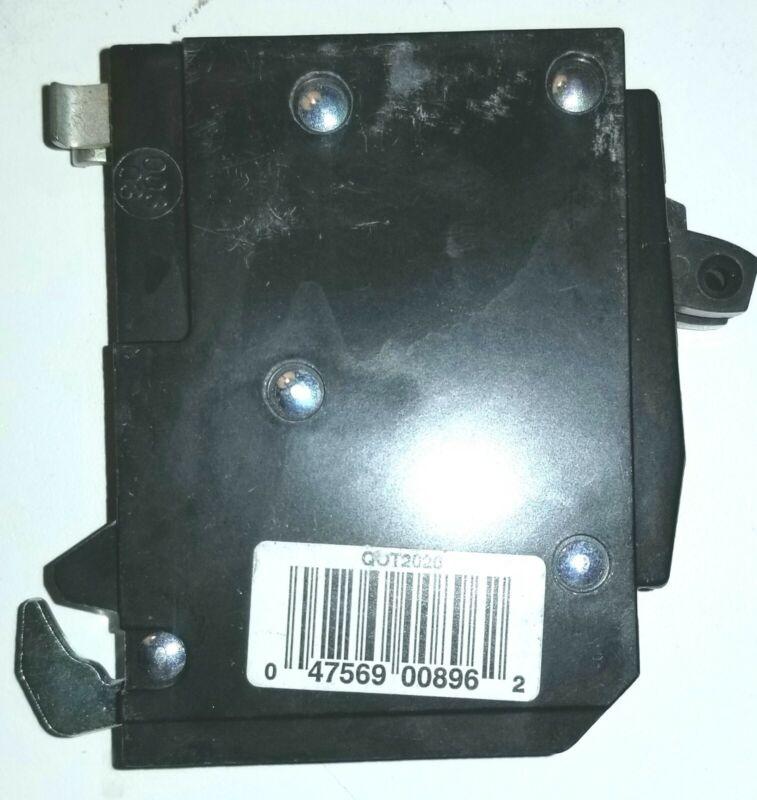 NEW-3Pcs- SQUARE D QOT2020 TANDEM CIRCUIT BREAKER20 AMP,120/240V, SINGLE POLE,