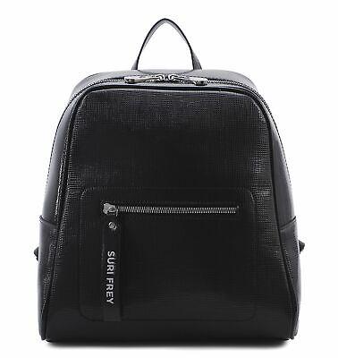 SURI FREY Hanny City Backpack S Rucksack Tasche Grey Grau Neu