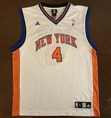 Robinson, New York Knicks (Rare Vintage Adidas NBA New York Knicks Nate Robinson Basketball Jersey)