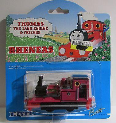 THOMAS THE TANK & FRIENDS - ERTL RHENEAS DIE CAST METAL 1996 **NEW**
