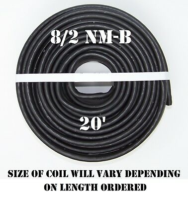 82 Nm-b X 20 Southwire Romex Electrical Cable