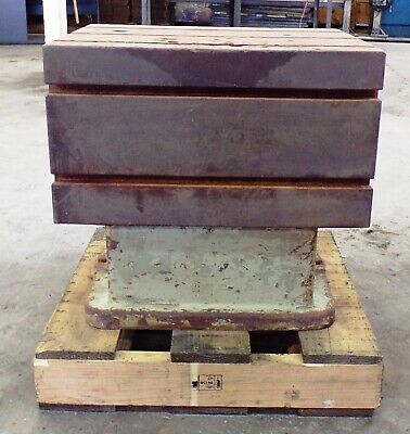 T-slot Table 21 34 Length 16 14 Width 20 Height