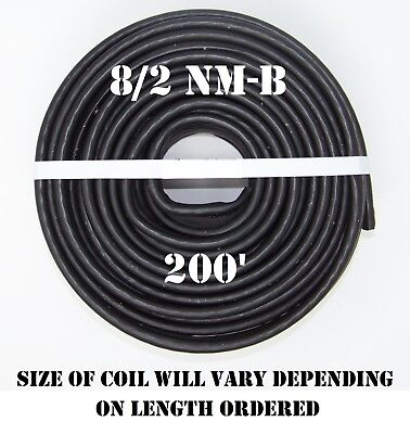 82 Nm-b X 200 Southwire Romex Electrical Cable