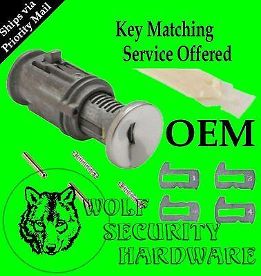 Chrysler Dodge Jeep OEM Ignition Key Switch Lock Cylinder Uncoded Unassembled