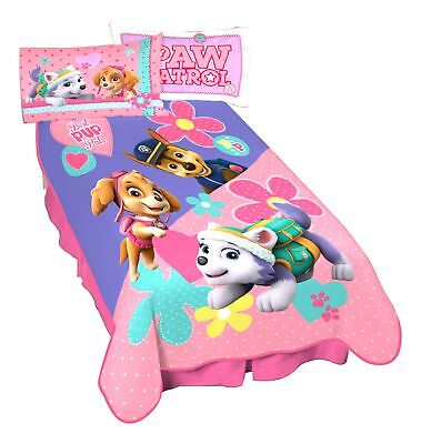 PAW Patrol Girls Pup Pals Forever Blanket
