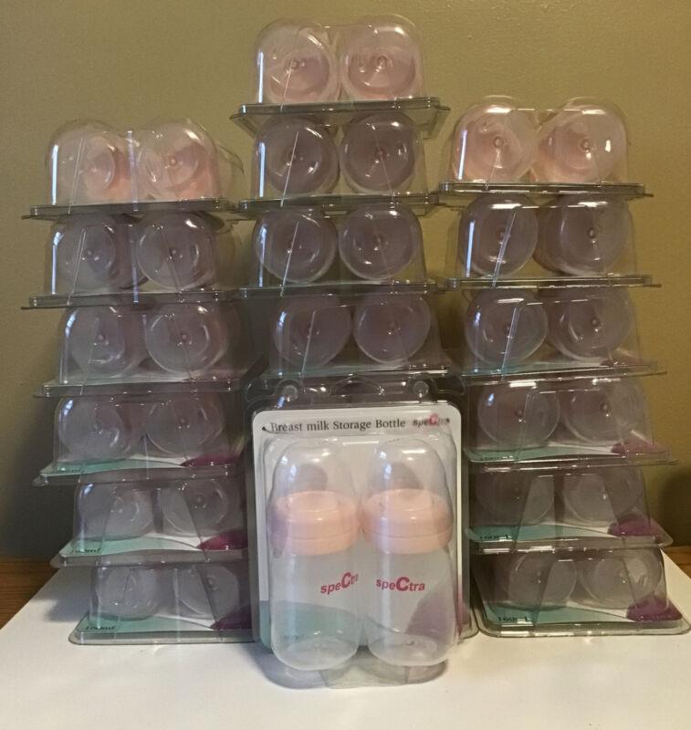 Spectra Breast Milk Storage Bottle 160ml Set Of 2 Brand New Sealed