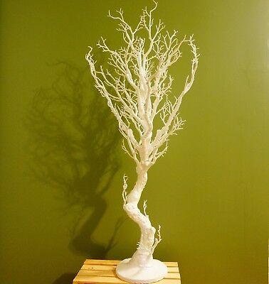 "48"" WHITE Manzanita Tree Centerpiece Wedding Party Display Decor"