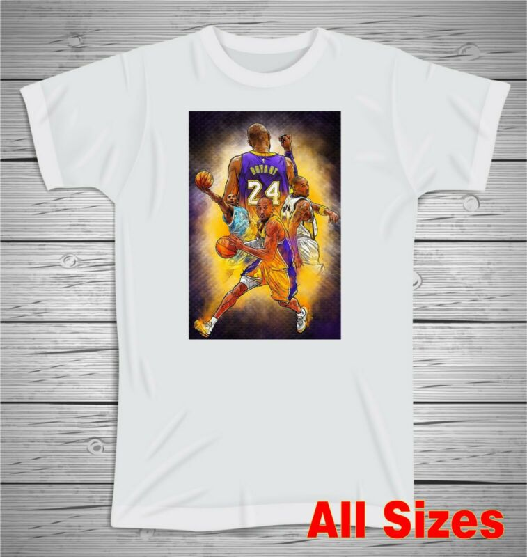 kobe bryant retirement t shirt