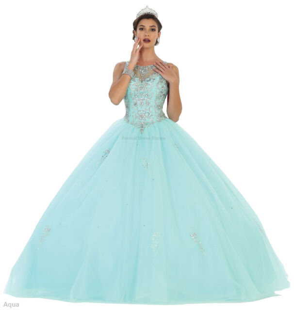 STUNNING Quinceanera Red Carpet Dresses Sweet 16 Prom Formal ...