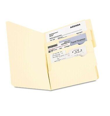 Pendaflex Divide It Up Multi-section File Folders Manila Letter 24 Ct.